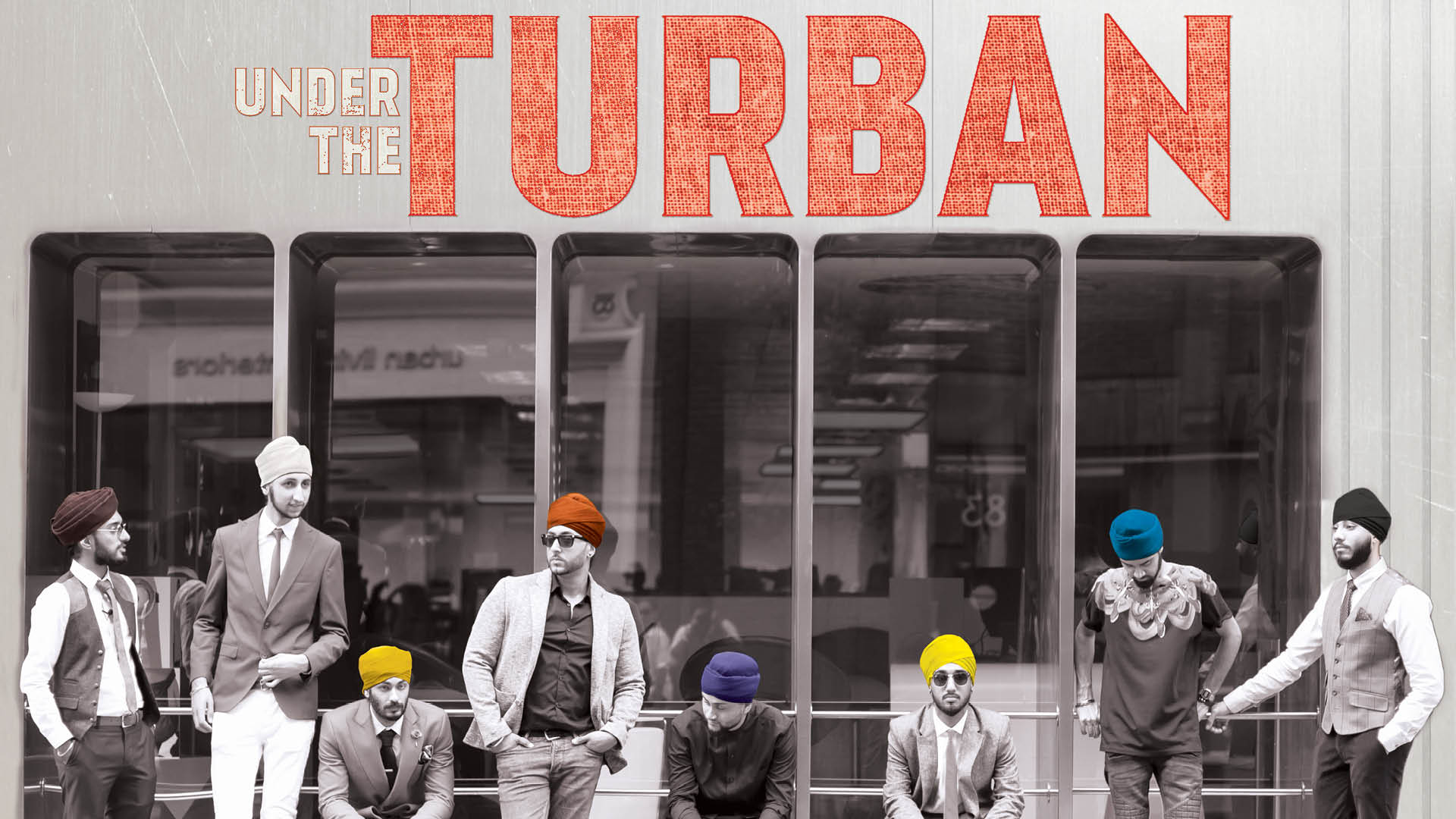 Click to purchase Under The Turban