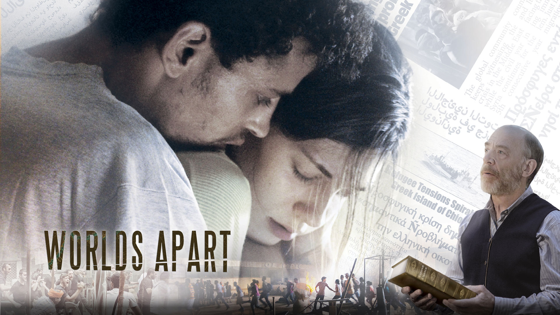 Click to purchase Worlds Apart