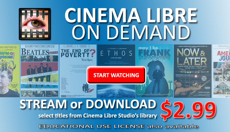 Cinema Libre Video On Demand