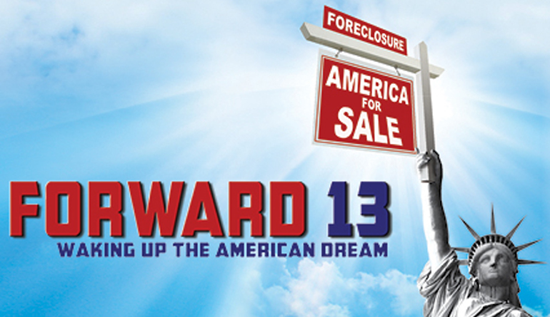 Forward 13: Waking Up the American Dream