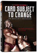 Card Subject to Change - DVD