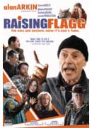 Raising Flagg Theatrical Poster